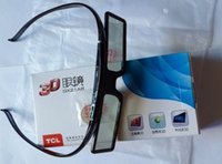 Wholesale 2pcs GX21AB Bluetooth Active Shutter Universal D Glasses eyewear For D TV