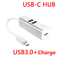 Wholesale Macbook Type C to USB HUB USB C Charging Port Adapter for MacBook Data transmission Charge