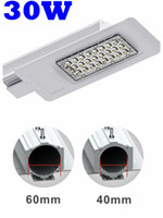Wholesale 30W LED street light Phlips SMD V V white K K K DHL Fedex