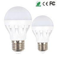 cheap light bulbs - High Quality W W W W W LED Bulbs Energy Saving Light E27 Base Globe Light Bulb Cheap Lightings Lamp V V