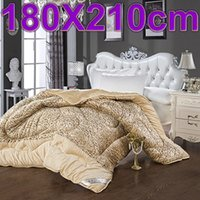 Wholesale New arrival haneda by super soft plush and autumn winter quilts thickening winter and Autumn quilt comfort