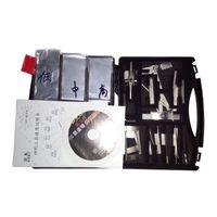Lock Pick Sets ab locksmiths - Original HK Fourth gen th Sixth gen th Eighth gen th gen Tinfoil Tools Box Crescent Kabbah AB Locksmith Tool Lock Pick Set Lockpicking