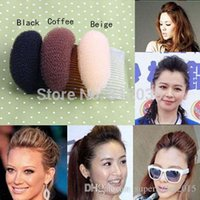 Wholesale 1PC Women Fashion Color Hair Styling Clip Stick Bun Maker Braid Tool Hair Accessories H6553 W0 SYSR