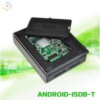 Wholesale Amlogic MX Quad core android set top box DVB T wifi IPTV google android tv box ISDB T