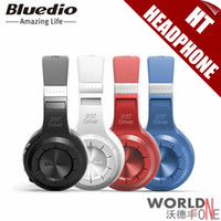 Wholesale Bluedio HT Wireless Bluetooth Stereo Headphones Built in Mic Handsfree for Calls and Music Streaming Noise Cancelling