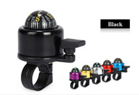 bell scooter - Bike Compass Bell Colors Alloy Horn for MTB Folding bike scooter timbre sound ringing High Quality cm