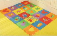 Wholesale Hot Sale New Children s Game Blanket Baby Crawling Mat EVA Game Pad Puzzles Baby Waterproof Random Color cm