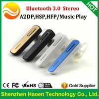 Cheap Universal 3.0 Stereo Bluetooth Headset Wireless earphone with microphone Inear bluetooth headphone A2DP Stereo music play