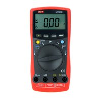 bandwidth test meter - 5999 Counts RS DMM Digital Multimeters W Communication bandwidth Temperature Test LCR Meter Analog Multiteter UNI T UT60G order lt no