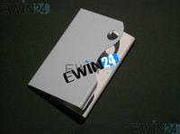 Wholesale 9 x cm Aluminum Business Name Credit ID Card Case Holder New Good quality