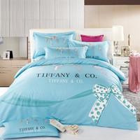 bed linen - Designers Factory Direct high quality Bed Cover Quilt Bedclothes Cotton Bedding Set Bed Linen bedclothes set