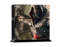 Cheap Assassins Creed004 SKIN PROTECTIVE STICKER for SONY PS4 CONSOLE CONTROLLER