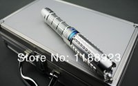 Wholesale newest High power green laser pointer flashlight Burning Matches battery charger