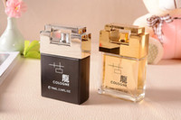 men cologne - 2015 cologne perfume for man ml black and gold color ODM OEM