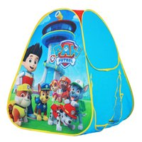 Cheap Children Kids Play Tent toy game house Best portable toy