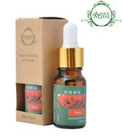 Wholesale Rose Essential Oil Mutil functional Body Serum Whitening Acne Remove Hydrating Natural Plant Essence Beauty Skin Care