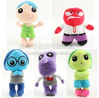 anger kids - Inside Out plush toys kid Movie Anger Plush Stuffed toy Doll newest cm Inside Out cartoon plush toy doll children s toys and gifts