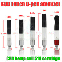 Cheap Electronic Cigarette CBD Hemp Oil Atomizer Best Set Series  O-Pen