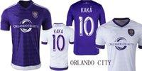 quality white shirts - Top quality Orlando city jersey KAKA SHEA COLLIN away white home purple men shirt Orlando city thai quality soccer jersey