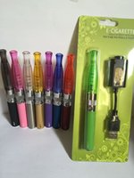 Wholesale eGo gs h2 blister kits with ego battery gs h2 atomizer hot sale now gsh2 starter kit with gs h2 coils available for e cigaretteskits SANSTA