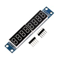 Wholesale MAX7219 LED Dot matrix Digit Digital Display Control Module for Brand New