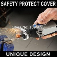 Wholesale Electric mill dustproof clear safety cover suit for all brand of electric grinders Power Tool Accessories
