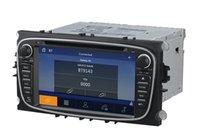 Acheter R c vidéo-AS-8607 Dédié Ford C-MAX Wince 6.0 voiture DVD Navigation GPS 2 din 7