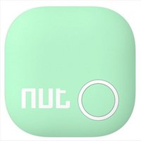 Wholesale Nut Anti lost alarm network Wireless Bluetooth Key Finder Smart anti lost tag smart tag Tracer for iPad Air iPad mini iPhone