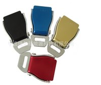 Wholesale 2 inch aluminum Car Seat Belt buckles