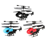 Wholesale QS QS5013 CH Mini Micro Remote Control RC Helicopter Cool Gadget Toy Colors order lt no track