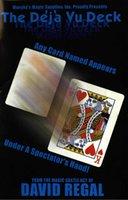 deja vu - David Regal The Deja Vu Deck magic PDF download magic send fast really