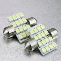 Wholesale 31mm Super Bright SMD Led Festoon Dome LED Reading Lights