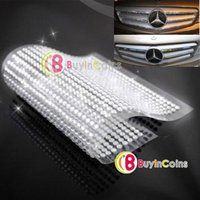 Wholesale DIY Resin Artificial Diamonds Decoration Flash Sticker For Car Mobile Nail Art car styling car covers car sun shade TY991
