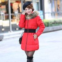 Cheap Women Outerwear Down Best cotton padded jacket