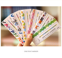 Notes animal sticker books - Cute Animal sticker mini note Note memo Notepad Memo Paper notebook note book Fashion Gift
