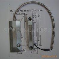 Wholesale doors and windows burglar alarm magnetic door sensor normally closed window shutters Menci wired access switch