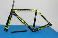 cadre velo carbone - 2015 Best selling road carbon frame carbon road bike frame full Carbon fiber Bike frames carbone cadre velo route cycling bicycle Frameset