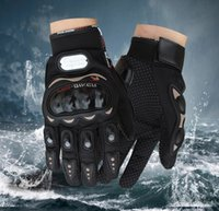Wholesale new Motorbike Motorcycle Gloves Protective Gear racing gloves motorcycle bomber gloves gloves moto