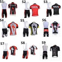 custom acrylic - custom special Top quality Short Sleeve Cycling Jersey and Short set with GEL PAD ropa ciclismo best quality cycling clothes