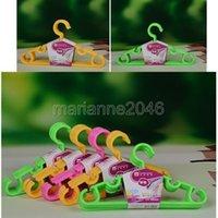 Wholesale Kids Child Children Baby Nursery Garment Coat Clothes Plastic Hook Hangers Small