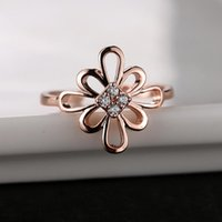 band gif - Korean Style Bohemia Crystal Chinese Knot Flower Adjustable Copper Ring Lady Lucky Sliver and Gold Plated Copper Alloy Silver Ring Lover Gif