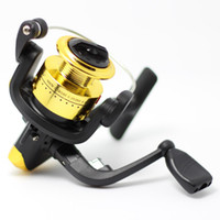 Wholesale Fishing reel for Spinning Rod shimano feeder fishing small reel front drag spinning reel BB fly fishing and lure A