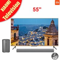 Wholesale NEW Original Xiaomi TV Inches Real K Ultra HD Quad Core Household TV