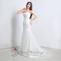 Cheap Mermaid Wedding Dresses Best Long Wedding Dresses