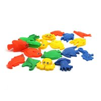 Wholesale Child Kids Magnetic Double Fishing Rods Fish Model Play Toy Festival Gifts