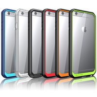 Wholesale Supcase Crystal Clear Transparent Case For Iphone5 plus Scratch Resistant Coating Unicorn Beetle Premium cover case up