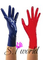 lingerie sex - women latex gloves sex products erotic customized fetish mitten cekc lingerie