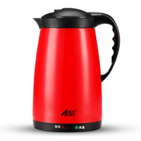 Wholesale 1 L V W cordless electric water kettle Insulation electric kettle stainless steel V safety auto off function