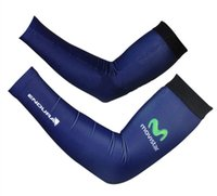 children bikes - Movistar Pure Color Bicycle High Quality Arm Warmers Bicycle Arm Sleeves Adult Children Bike Arm Sleeves Free Size Breathable Riding Sleeve