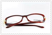 computer memory - High Quality Eyeglass Frame For Men Women Red Memory Oculos De Grau Classic Full Myopia Glasses Frame Radiation Protection For Computer